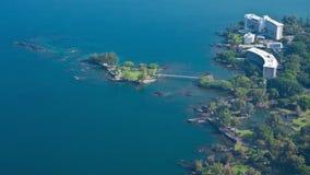 hilo Гавайских островов Стоковые Фото