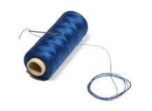 Hilo de coser Foto de archivo libre de regalías
