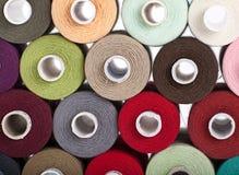 Hilo de coser Fotografía de archivo