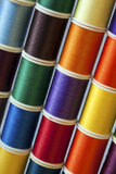 Hilo de coser Foto de archivo