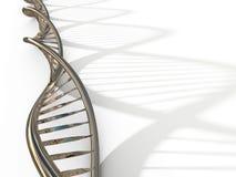 Hilo de la DNA stock de ilustración