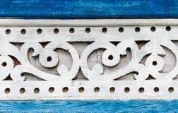 Hilo de madera ruso Fotografía de archivo libre de regalías