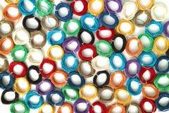 hilo del algodón Imagenes de archivo