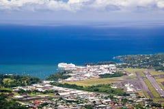Hilo, grande isola, Hawai Immagini Stock
