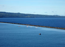 Hilo, Hawaï Royalty-vrije Stock Foto's