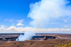 Hilo, Hawaii. Hawaii Volcanoes National Park, USA Royalty Free Stock Images