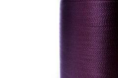 Hilo púrpura Fotos de archivo