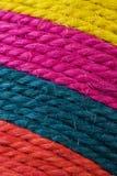 Hilos multicolores Imagen de archivo libre de regalías