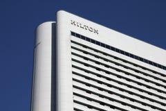 hilton大阪 免版税库存图片