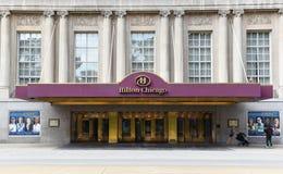 Hilton Chicago Fotos de archivo