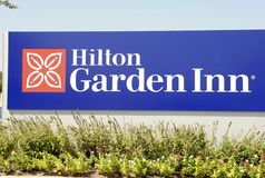 Hilton Garden Inn, Memphis, TN Stock Photos