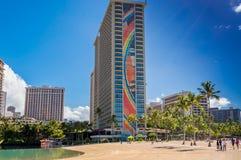 Hilton Hawaiian Village Imagenes de archivo