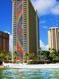 Hilton Hawaiian Village Stock Photo