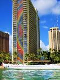 Hilton Hawaiian Village Stock Photo