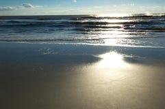 Раннее утро на острове Hilton Head стоковое фото