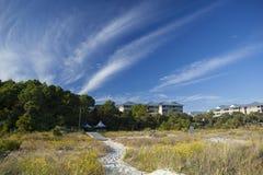 Hilton Head Island South Carolina royaltyfri foto