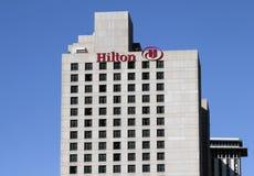 Hilton Hotel, Новый Орлеан, Луизиана Стоковое Изображение RF
