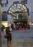 Hilton Hotel Дрезден Стоковое фото RF