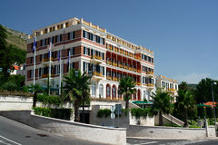 Hilton Hotel, Dubrovnik. Hilton Hotel in Dubrovnik, Croatia Royalty Free Stock Photography