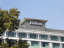 Hilton Royalty Free Stock Photo