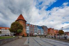 Hilton hotel, Gdański Fotografia Royalty Free