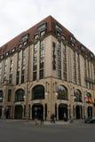 Hilton Hotel on Gendarmenmarkt Royalty Free Stock Images