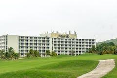 Hilton Hotel Resort & Spa in Montego Bay, Jamaica stock image