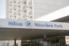 Hilton München Park Stock Photography