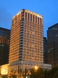 Hilton Nanjing Stock Photo