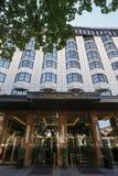 Hilton Vienna Plaza Foto de Stock Royalty Free