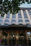 Hilton Vienna Plaza Imagem de Stock Royalty Free