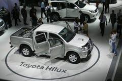 hilux Тойота Стоковое Изображение RF