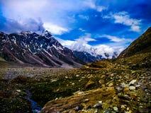 himachal долина spiti pradesh Индии стоковые изображения