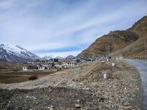 himachal ind pradesh spiti dolina zdjęcie stock