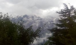 Himachal Pradesh royaltyfri foto