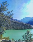 Himachal Wundern stockfotos
