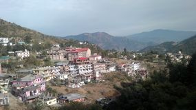 HimachalPradesh, la India fotografía de archivo libre de regalías