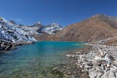 Himalaja-Berglandschaft Lizenzfreie Stockfotos