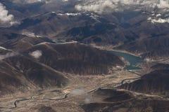 Himalaja hell mit Schönheit Lizenzfreie Stockbilder