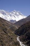 Himalaja - Nepal Lizenzfreies Stockfoto