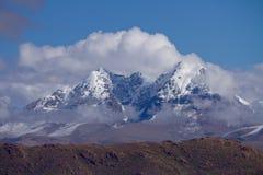 Himalaja-Reichweite lizenzfreie stockfotos