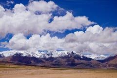Himalaja-Reichweite stockfotografie