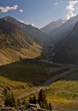 Himalaja-Tal stockfotos