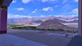 Himalajagebirgszug stock footage