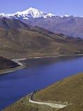 Himalajareichweite Stockfotografie