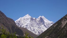 Himalajaspitze stock video