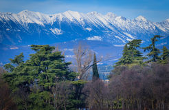 Himalaje obrazy royalty free