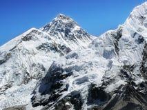 Himalaje, Everest góry zdjęcia stock