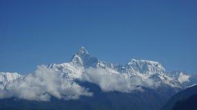 Himalaje góry Obrazy Royalty Free