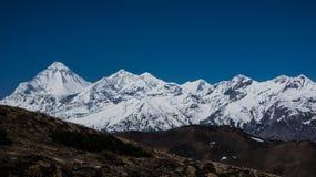 Himalaje góry Zdjęcie Stock